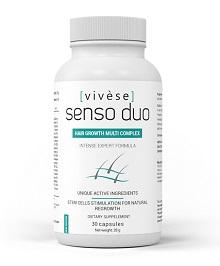 Vivese Senso Duo Capsules ára
