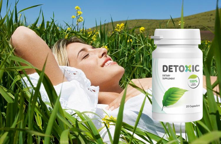 Detoxic – összetevők, működik, vélemények, ára
