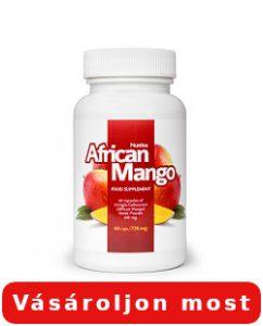 African Mango gyógyszertár