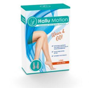 Hallu Motion ára