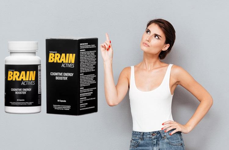 Brain Actives – hol vásárolni, hatások, megjegyzések, ára, fórum