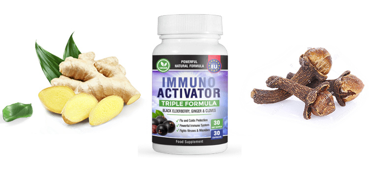 ImmunoActivator hatások
