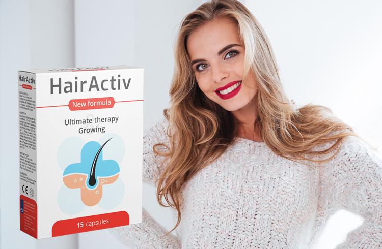 HairActiv – ára, hol vásárolni, megjegyzések, működik