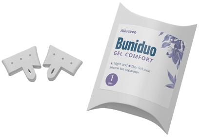 Buniduo Gel Comfort hatások