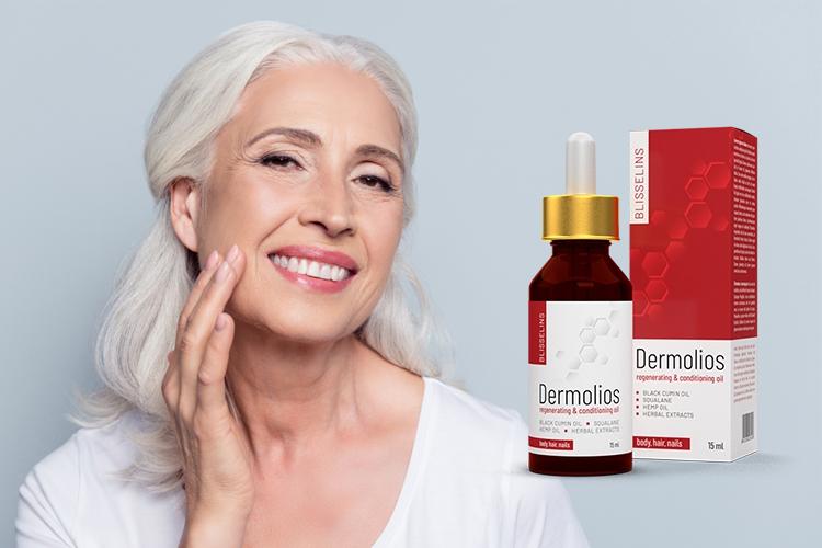 Dermolios – ára, gyógyszertár, hol vásárolni, hatások, összetevők