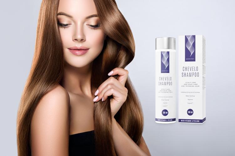 Chevelo Shampoo – ára, gyógyszertár, hol vásárolni, hatások, összetevők