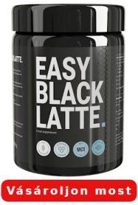 Easy Black Latte megjegyzések